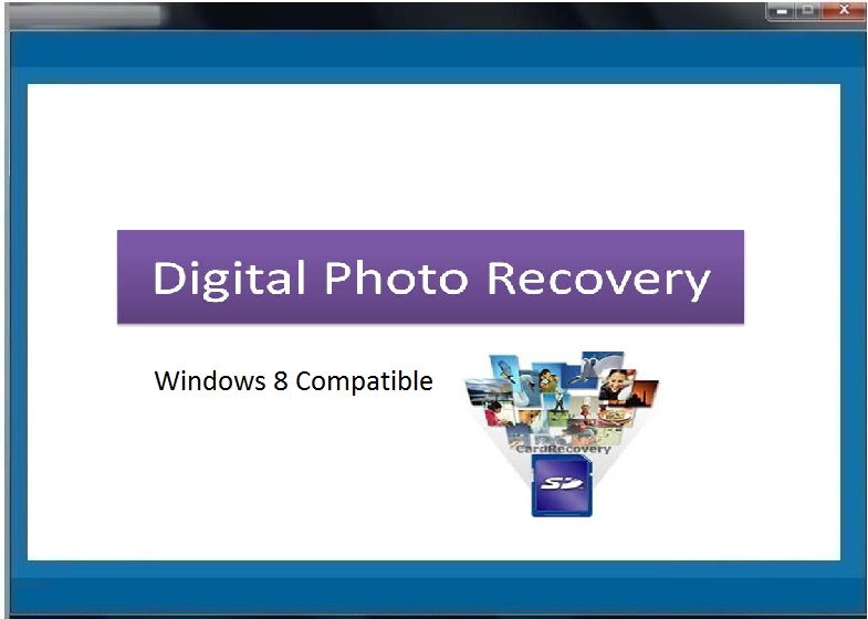 Digital photo recovery tool